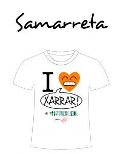 POSTUSAMARRETA I LOVE XARRAR