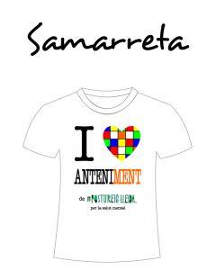 POSTUSAMARRETA I LOVE ANTENIMENT