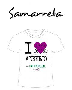 POSTUSAMARRETA I LOVE ANSÈRIO