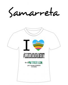 POSTUSAMARRETA I LOVE #LLEIDATANAMENT