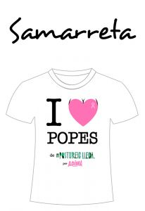 POSTUSAMARRETA I LOVE POPES