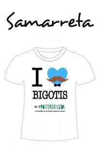 POSTUSAMARRETA I LOVE BIGOTIS