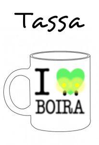POSTUTASSA I LOVE BOIRA