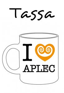 POSTUTASSA I LOVE APLEC
