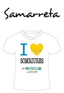POSTUSAMARRETA I LOVE SOMRIURES