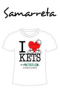 POSTUSAMARRETA I LOVE KETS