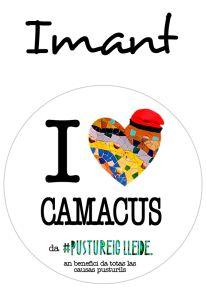POSTUIMANT I LOVE CAMACUS