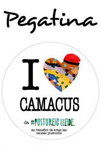POSTUPEGATINA I LOVE CAMACUS