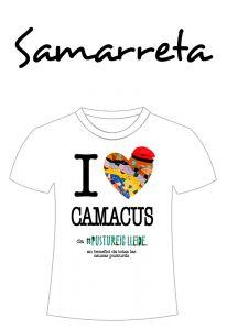 POSTUSAMARRETA I LOVE CAMACUS