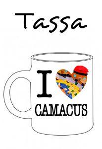 POSTUTASSA I LOVE CAMACUS