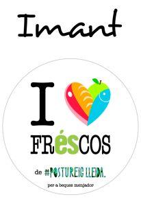 POSTUIMANT I LOVE FRESCOS
