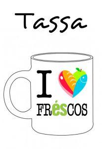 POSTUTASSA I LOVE FRESCOS