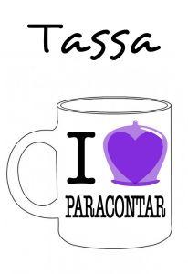 POSTUTASSA I LOVE PARACONTAR