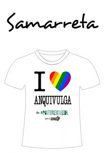 POSTUSAMARRETA I LOVE ANQUIVULGA