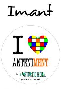 POSTUIMANT I LOVE ANTENIMENT