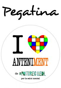 POSTUPEGATINA I LOVE ANTENIMENT