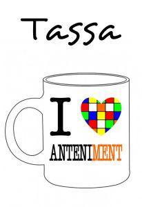 POSTUTASSA I LOVE ANTENIMENT