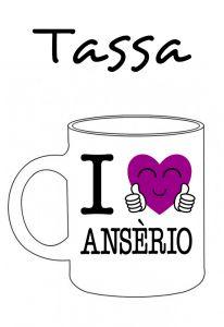 POSTUTASSA I LOVE ANSÈRIO
