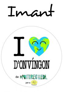 POSTUIMANT I LOVE D'ONVÍNGON