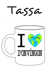 POSTUTASSA I LOVE D'ONVÍNGON