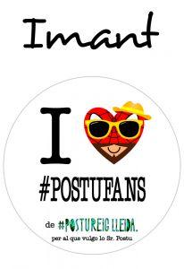 POSTUIMANT I LOVE #POSTUFANS
