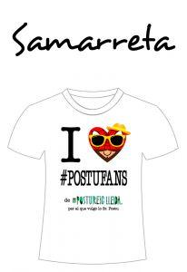 POSTUSAMARRETA I LOVE #POSTUFANS
