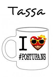 POSTUTASSA I LOVE POSTUFANS
