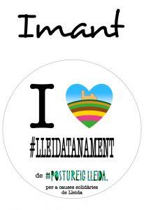POSTUIMANT I LOVE #LLEIDATANAMENT