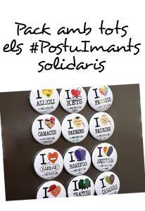 Tots els #PostuImants (23 models)