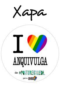 POSTUXAPA I LOVE ANQUIVULGA