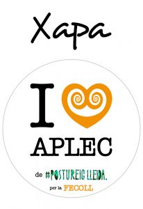 POSTUXAPA I LOVE APLEC