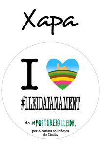POSTUXAPA I LOVE #LLEIDATANAMENT