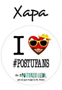 POSTUXAPA I LOVE #POSTUFANS